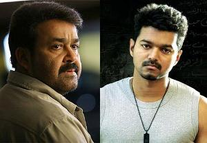 Photo of Vijay & Mohanlal to come together