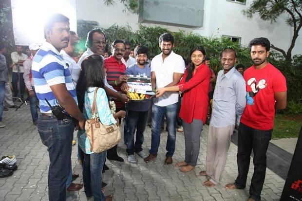 Photo of Naan Sigappu Manithan – Movie Launch Stills