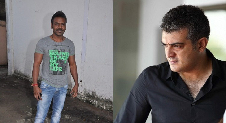 Photo of Is Raghava Lawrence ready for Ajith?