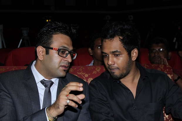 Photo of Remy Martin associates with Hip Hop Tamizha