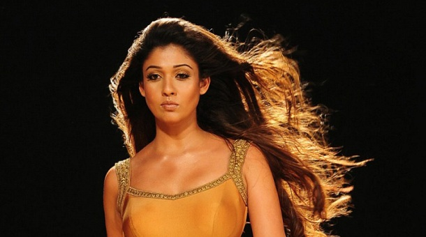 Photo of Nayanthara as a cop?