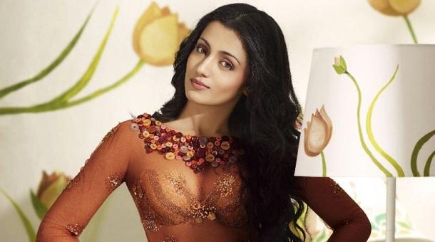 Photo of Trisha's role in Thala 55