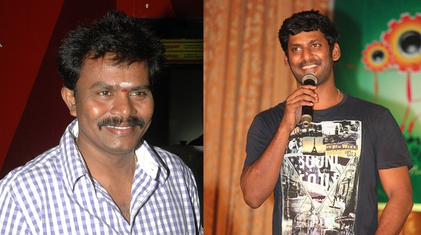 Photo of Hari's next is with Vishal?