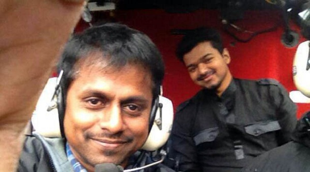 Photo of All set for Vijay & AR Murugadoss