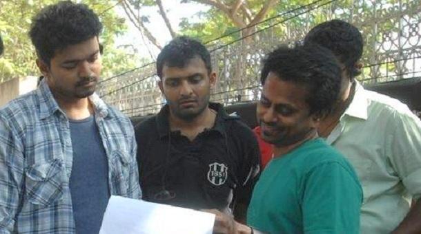 Photo of Script locked for Vijay