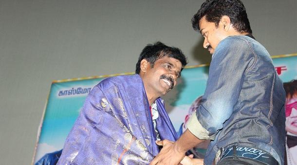 Photo of Vijay's next announced