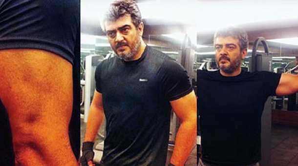 Photo of Thala to turn Muscular for GVM film?
