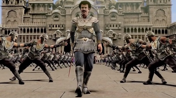 Photo of Kochadaiiyaan censored 'U' with no cuts