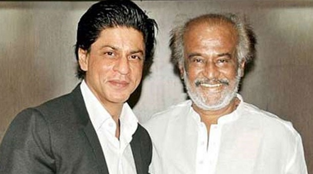 "Photo of ""Rajinikanth is a superstar. I am not"", says Shah Rukh Khan"