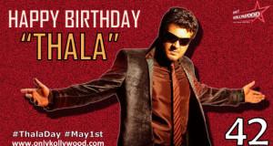 Happy Birthday Thala Ajith