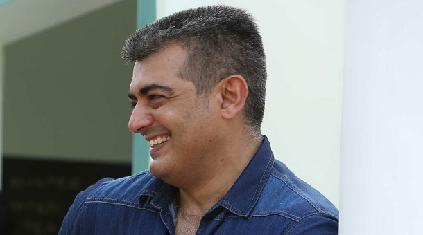 Photo of Ajith's magnanimous act in Thala 55 shooting