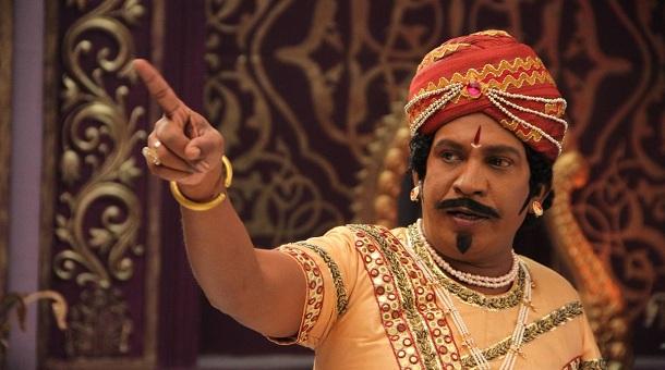 Photo of There's no Krishnadevarayar in Tenaliraman