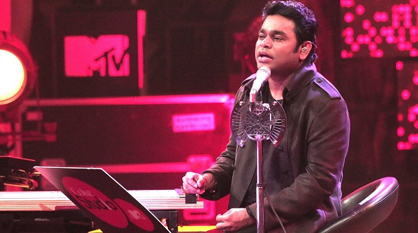Photo of AR Rahman's laborious research for Kaaviya Thalaivan
