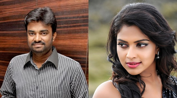 Photo of Amala Paul confirms her relationship with Director Vijay