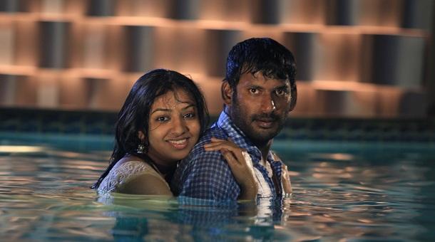 Naan Sigappu Manithan - Stills - Only Kollywood Naan Sigappu Manithan Lakshmi Menon Hot Stills