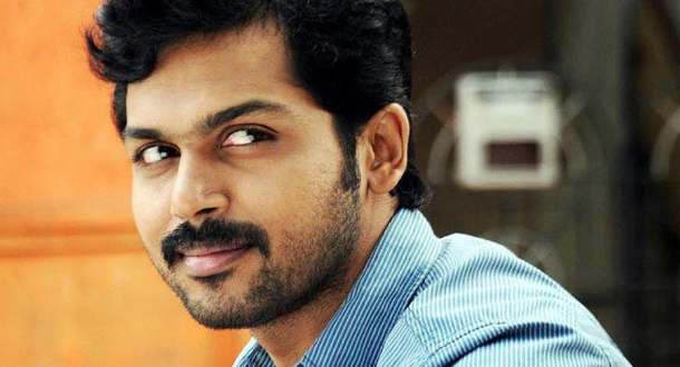 Photo of After Vijay, it is Karthi's turn now