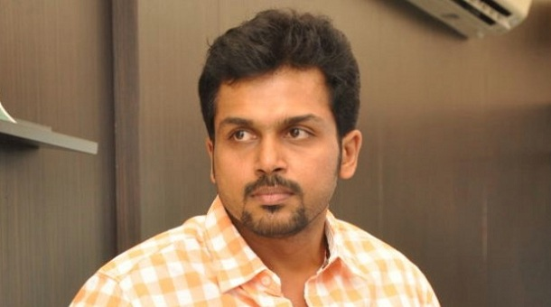 Photo of Karthi's next titled MADRAS