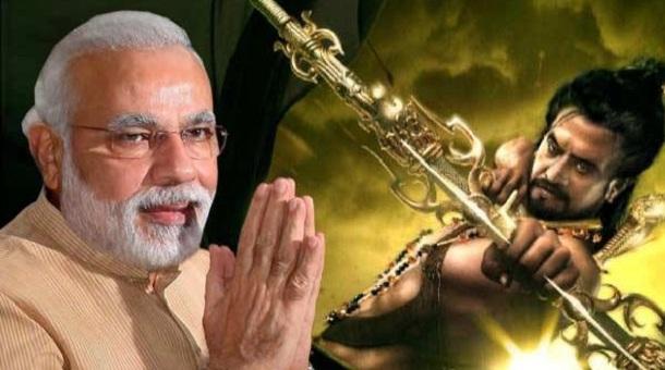 Narendra Modi to meet Rajinikanth in Chennai