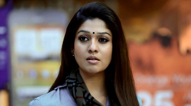 Photo of Nayanthara's absence creates controversy