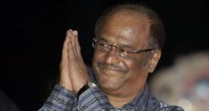 Rajnikanth 100 influential asians