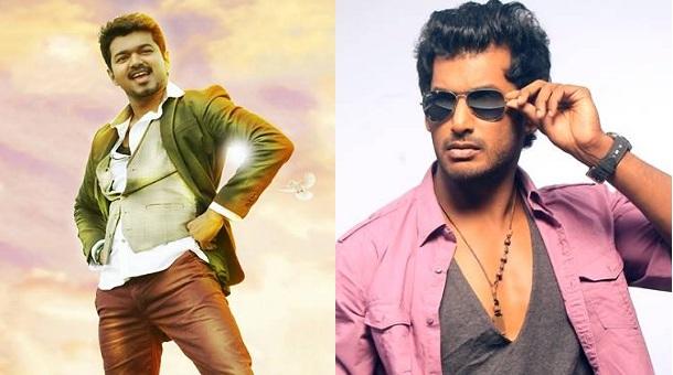 Photo of Vishal's next to clash with Vijay