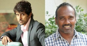 Vikram's next film with vijay milton