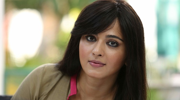 Photo of Anushka to dub in her own voice for Thala 55
