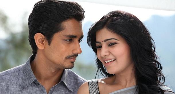 Photo of Siddharth – Samantha to romance on screen?