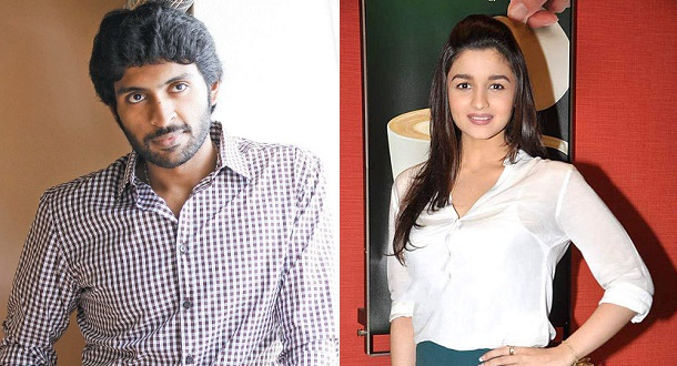 Photo of Vikram Prabhu to romance Alia Bhatt?