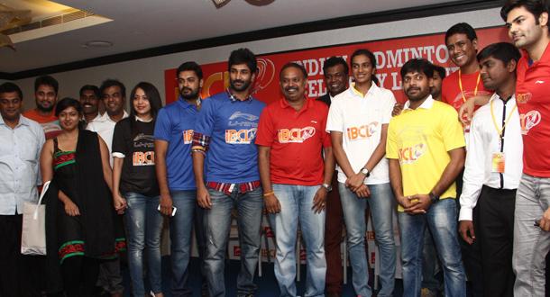 Photo of Indian Badminton Celebrity League – Press Meet Stills