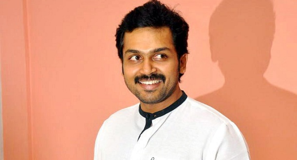Photo of It's Madras for Karthi, first look soon!