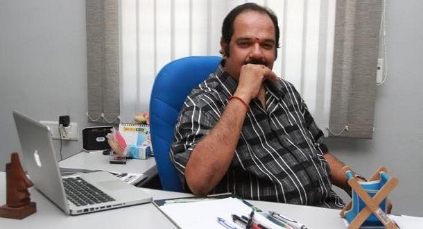 Photo of Director Suresh Krissna begins his next series
