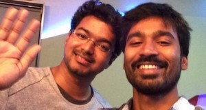 Dhanush to write a song for Kaththi
