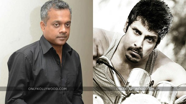 Photo of Gautham Menon and Vikram to team up?