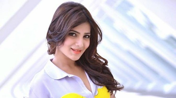 Photo of Samantha is camped in Chennai