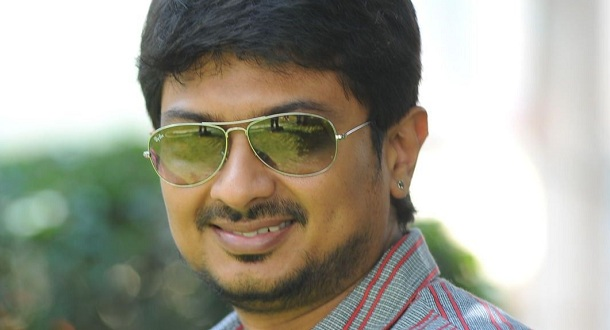 Photo of Udhayanidhi's makeover for director Ahmed