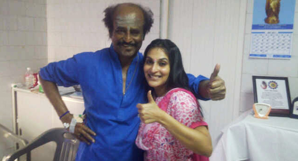 """Photo of """"I'm blessed to be his daughter,"""" says Aishwarya Dhanush"""