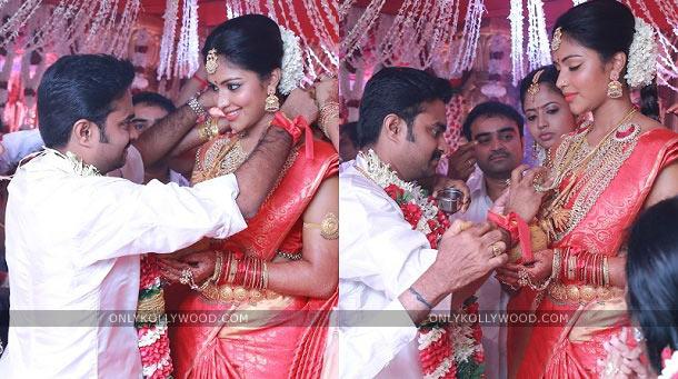 Photo of A star-studded wedding for Amala Paul – Director Vijay