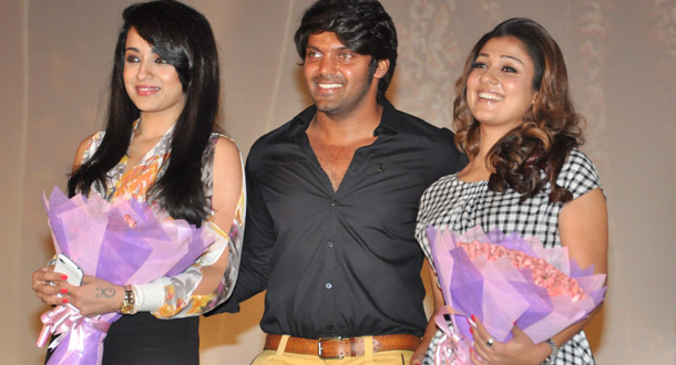 Photo of Arya is like family, says Nayanthara