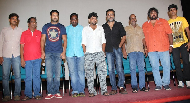 Bhooloham Press Meet Stills