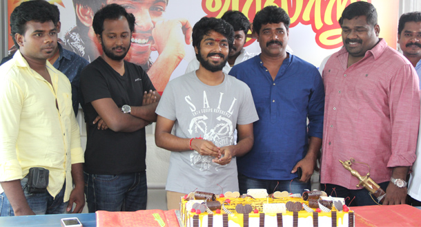 Photo of GV Prakash inaugurates first fan club on his birthday