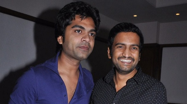 Photo of Santhanam to do cameo in STR's Idhu Namma Aalu