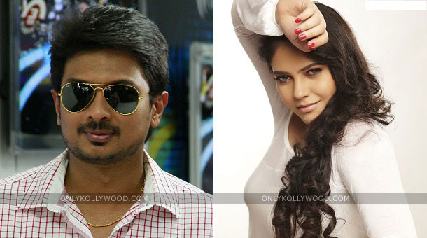 Photo of Sherin makes a comeback in Udhay's Nanbenda