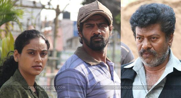 Raj Kiran to 'Sivappu' movie