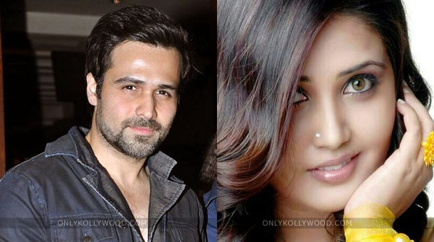 Photo of Sandra Amy to smooch Emraan Hashmi in her debut Bollywood film