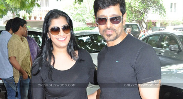 Vikram launches the body studio only kollywood vikram launches the body studio altavistaventures Choice Image