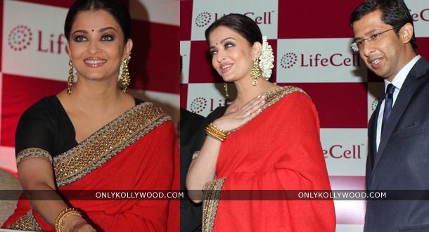 Photo of Aishwarya Rai Launches Lifecell Chennai – Stills