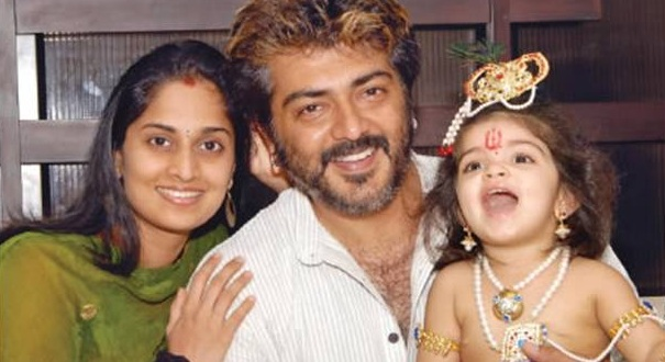 Photo of Shalini is Pregnant : Ajith – Shalini expecting their second child