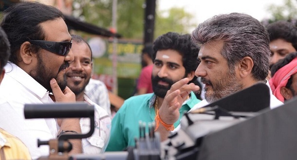 Ajith's next film is with Veeram Siva