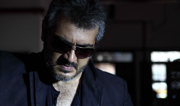 Photo of Ajith sheds salt and pepper look for Thala 55